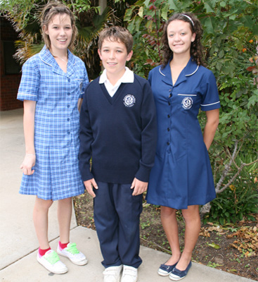 should high school students be required to wear uniforms